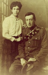 Grandparents Reginald and Minnie Nutting nee Hammerton